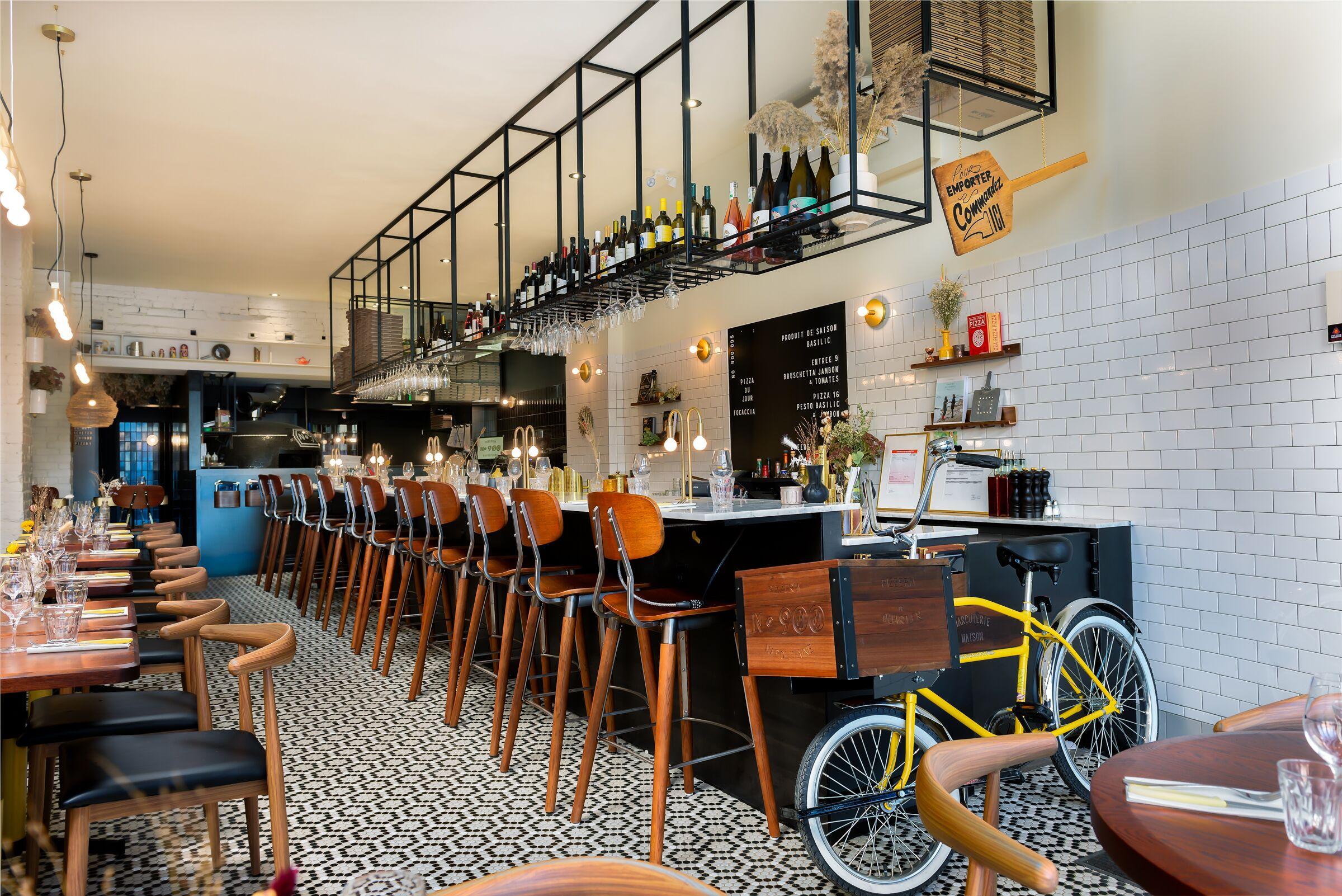 Pizzeria No.900, Quartier des Spectacles – Photo 1