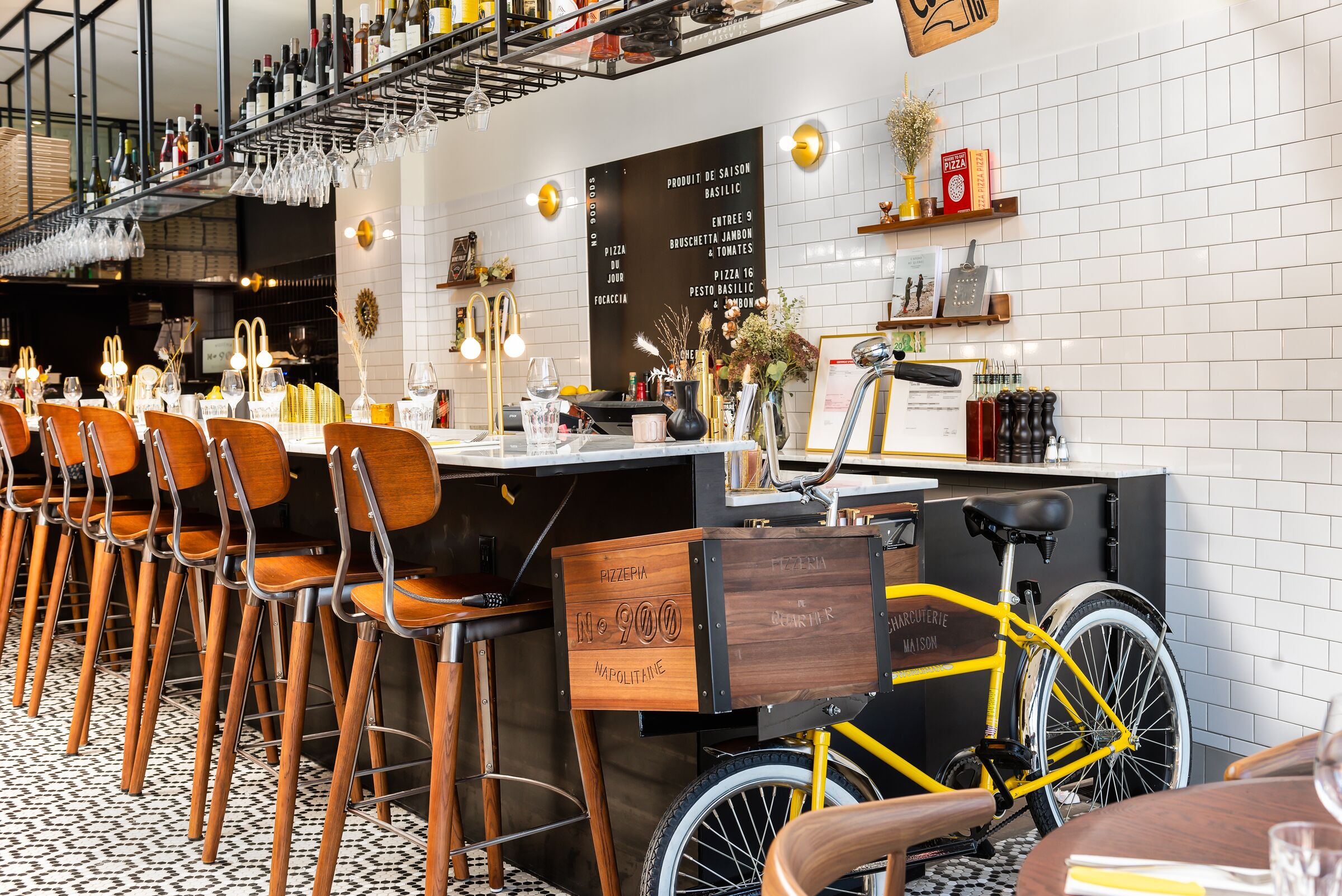 Pizzeria No.900, Quartier des Spectacles – Photo 2