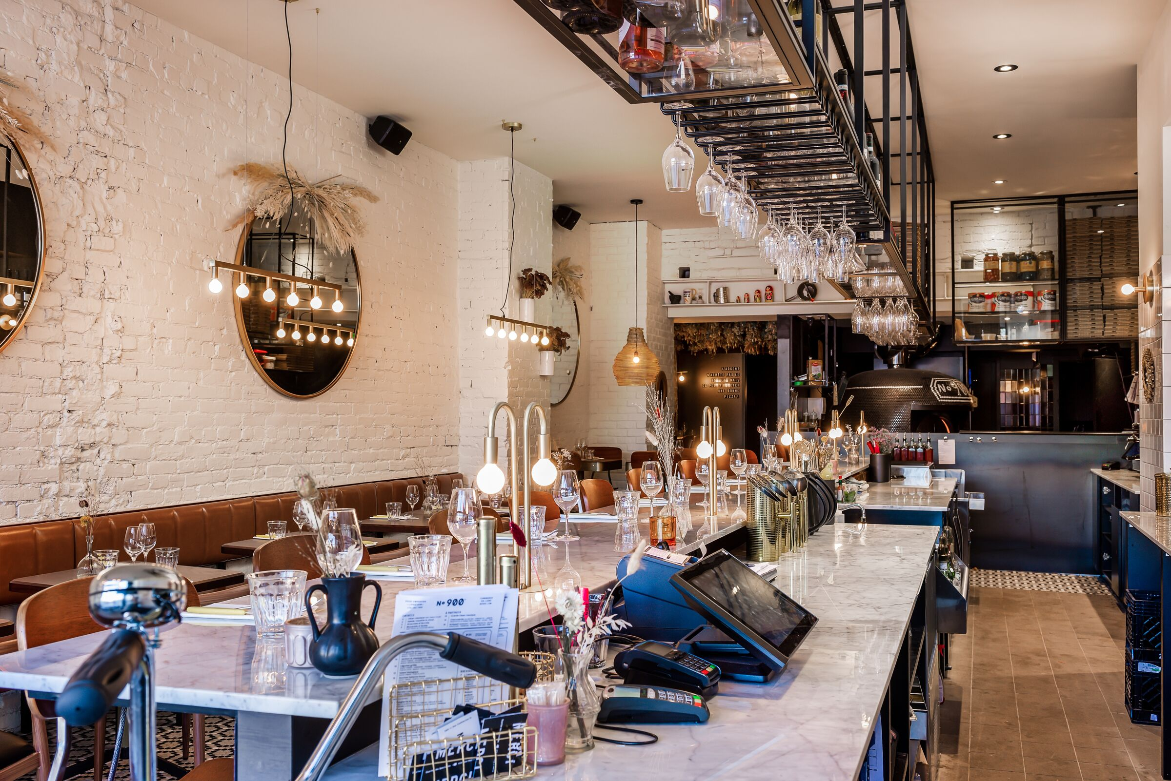 Pizzeria No.900, Quartier des Spectacles – Photo 3