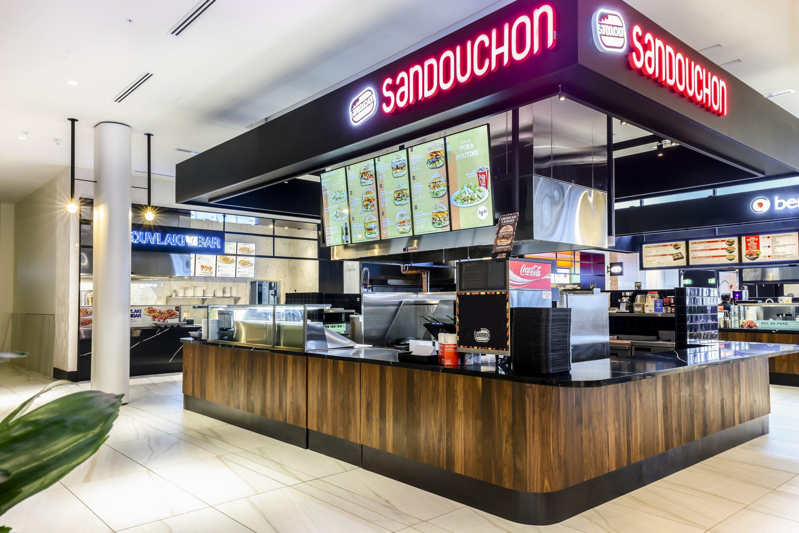 Sandouchon, Centre Rockland – Photo 1